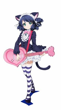 """Crunchyroll - VIDEO: """"Show By Rock!!"""" Anime's Cast List and Latest Band Preview"""