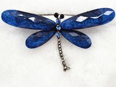 Rhinestone Butterfly Brooch  Price: 12.08 & FREE Shipping  #pin#broochesshop#Vintagebrooch Women's Brooches, Butterfly, Drop Earrings, Free Shipping, Shopping, Jewelry, Fashion, Moda, Jewlery