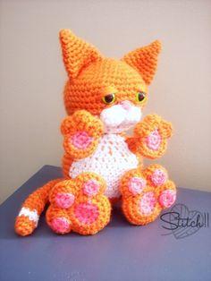 Cute Cat – Why I Follow Crochet Patterns
