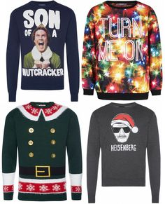 are christmas jumpers cool