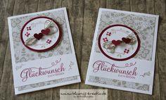 Blumis kreativ Blog: Die Hochzeitsglocken läuten im Mai