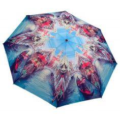 Amazing umbrella with Venice painting :)