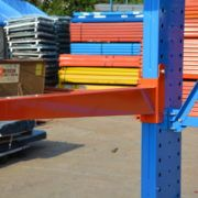 New roll formed cantilever rack