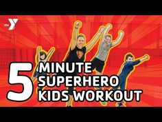 Enjoy a fun, quick 5 minute workout with your child as you battle imaginary enemies with jabs, punches, kicks and slices! Brain Breaks For Kindergarten, Superhero Kindergarten, Superhero Classroom, Superhero Kids, Super Hero Activities, Physical Activities For Kids, Elementary Physical Education, Movement Songs For Preschool, Preschool Music