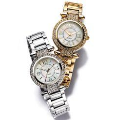 Avon: Sparkling Watch  #watch #accessory #jewelry #glam #avon