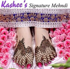 New Winter Mehndi Designs by Kashee