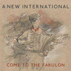 A new international - Come to the fabulon (CD) - POUM 2015 #ahorasonando #nowplaying
