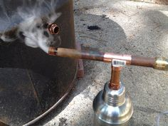 Since the smoke generator is separate from the smoker, it produces a cold smoke. Description from homebrewtalk.com. I searched for this on bing.com/images