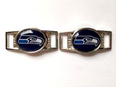 SEATTLE SEAHAWKS NFL Oval Shoelace / Paracord by ImageZoneGraphix