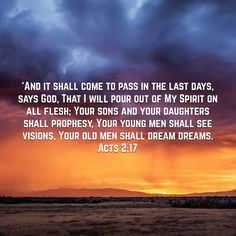 """@sarah_tourte 3hrs, it has been the longest talk we have had this week . Matthew 18:20 says """"For two or three are gathered in My name, I am there in the mist of them"""" He sure was and it's a great feeling to allow him to minister into us... It's Great that I don't have to rely on the annointed ones as I am able to interpret my own dreams now and see it coming to pass right before our eyes in a matter of days and it's important that you pray and ask for discernment to interpret yours too…"""