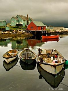 Nova Scotia, I would love to go