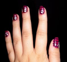 Nail Arts For Short Nails