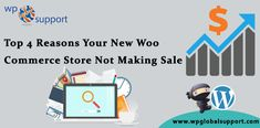 Have you create a new WooCommerce store and Your New WooCommerce Store Not Making Sale. This is a very common problem with WooCommerce store.