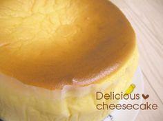 リクローおじさんのチーズケーキ レシピ♪ 焼きたてが美味い