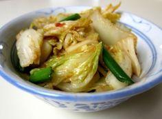 Kimchi (koreai káposztasaláta)