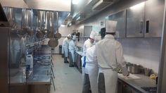 Alumnos de cocina básica, bienvenidos!