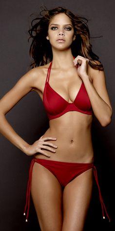 44d663a16f444 Florida Chilli Red Bikini - missmandalay.com Buy Lingerie, Designer  Lingerie, Sexy Poses