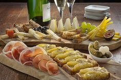 Champagne & Fromage, Greenwich