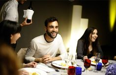 Special Dinner con Marco Mengoni - BACKSTAGE