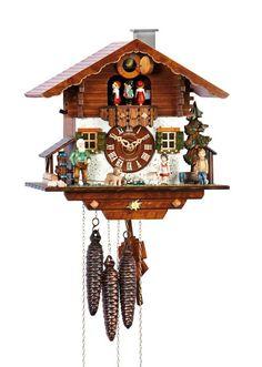 Heidi cuckoo clock - Funky cuckoo clock ...