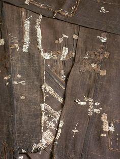 amazing mending stitches on sakabukuro, sri threads