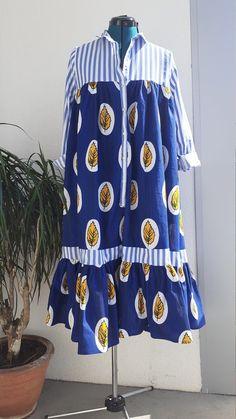 African Fashion Ankara, Latest African Fashion Dresses, African Print Fashion, Africa Fashion, Short African Dresses, African Print Dresses, African Prints, African Fabric, African Attire