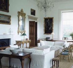 Interior Styling, Interior Decorating, Interior Ideas, Interior Design, Mansion Designs, English Castles, Jasper Conran, World Of Interiors, Architectural Digest