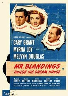 Mr. Blandings Builds His Dream House (1948)  - Jim Blandings