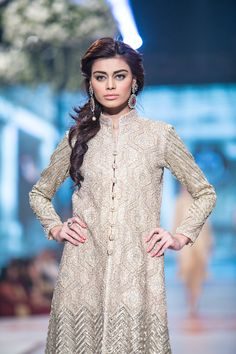 Faraz Manan Bridal Collection at PBCW 2014 Day 2