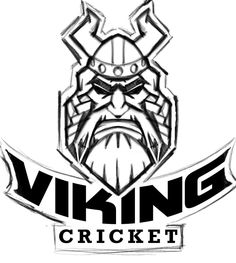 #comissioned #illustration #sketch: #viking #cricket #logo #design #drawing #mascot #madewithwacom @CorelPainter