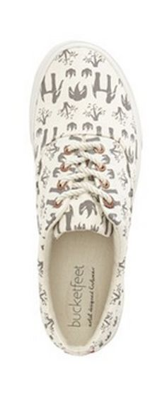 Elephant sneakers! Fun way to dress up your feet.