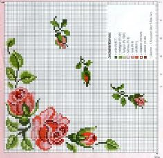 Needlepoint Patterns, Cross Stitch Patterns, Teapot Cover, Cross Stitch Rose, Small Rose, Yarn Shop, Easy Crochet Patterns, Vintage Patterns, Cross Stitching
