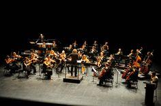 L'Orchestre de l'Opéra de Rouen Haute-Normandie  (c) Jean-François Lange