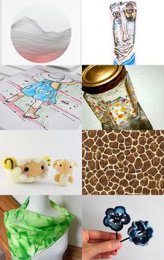 The world of handmade! by Oleksii Fedorov on Etsy--Pinned with TreasuryPin.com