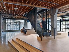 Heavybit Industries – San Francisco Offices