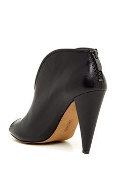 Vince Camuto Ambers Highheel Leather Bootie