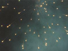 the stars rain down