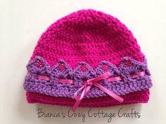 Toddler girl hat toddler hat crown hat by BsCozyCottageCrafts #etsyspecialt