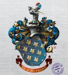 Ещё вариант герба Бурчевских