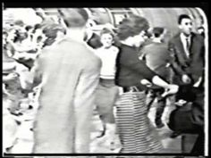 American Bandstand Regulars -- Justine Carrelli, Joe Fusco, Myrna Horowitz - The 3rd Degree - 1989 - YouTube