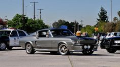 """""""Gone in 60 Seconds"""" star Eleanor fetches $1 million at auction"""