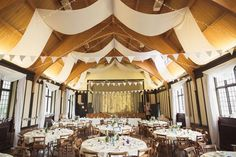 Save money and hire a private hall instead of a big venue for your reception