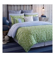Hydrangea Petals Bedding Collection by Tommy Hilfiger®