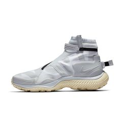 Nike Gaiter Men s Boot Size 14 (White) Dress With Sneakers cd661846c
