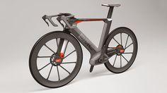Impec Concept | La nueva e impresionante forma futurista de los cuadros de BMC [Eurobike 2014] MX Cycles