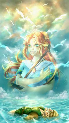 The Legend of Zelda  Link's Awakening  / 「Return to the Dreamland」/「Filink」の漫画 [pixiv]