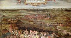 Beleg Alkmaar 1573 Slot, Holland, History, Painting, The Nederlands, Historia, Painting Art, The Netherlands, Paintings