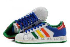 http://www.nikejordanclub.com/adidas-superstar-2-white-blue-green-shoes-tsdhb.html ADIDAS SUPERSTAR 2 WHITE BLUE GREEN SHOES TSDHB Only $68.00 , Free Shipping!