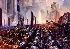 Sons of Guilliman by MajesticChicken.deviantart.com on @deviantART