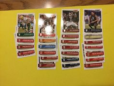 (24) Cards SCORE ROOKIE LOT!! FUTURE STARS!! SET BUILDERS!!! NO DUPLICATES
